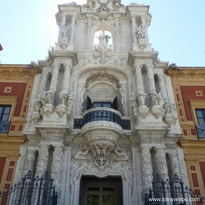 San Telmo Palace Seville