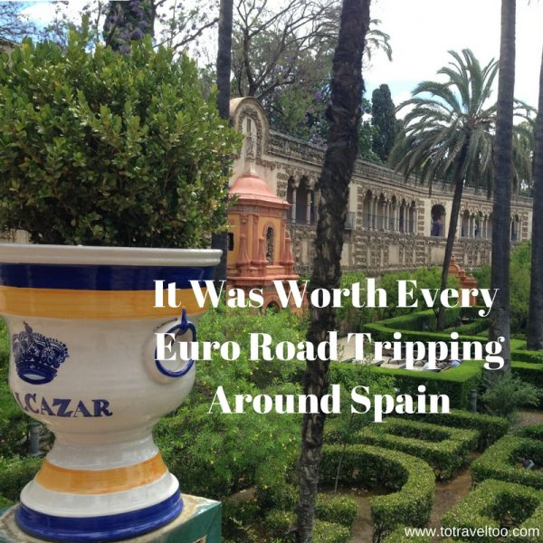 Road Tripping Around Spain