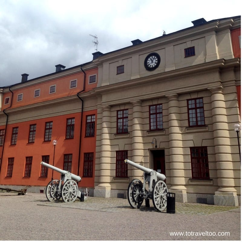 Visit the Vaxholm Citadel in Vaxholm Sweden