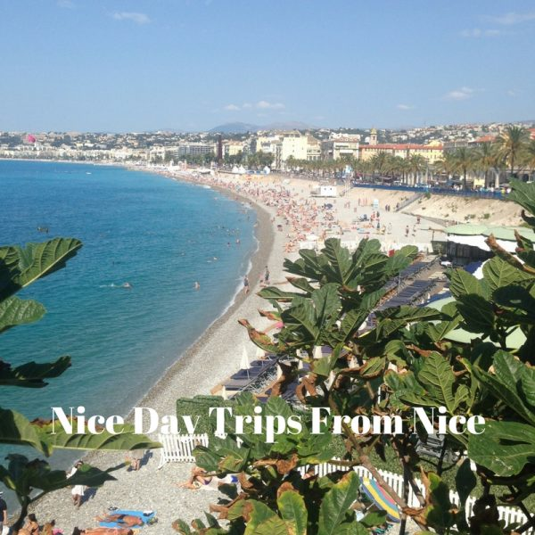 Nice Day Trips from Nice in France