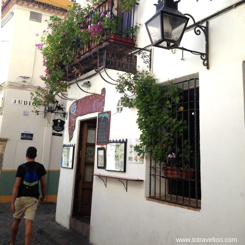 Road Tripping Around Spain Cordoba
