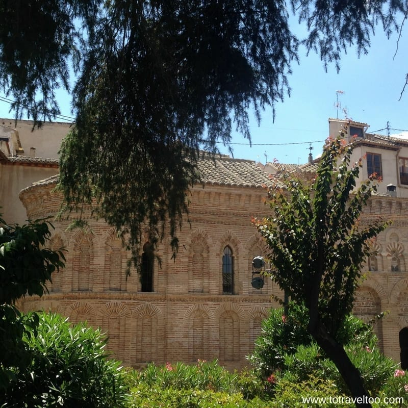 Road Tripping Around Spain Toledo