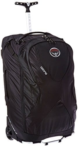 Travel Essentials Osprey Luggage