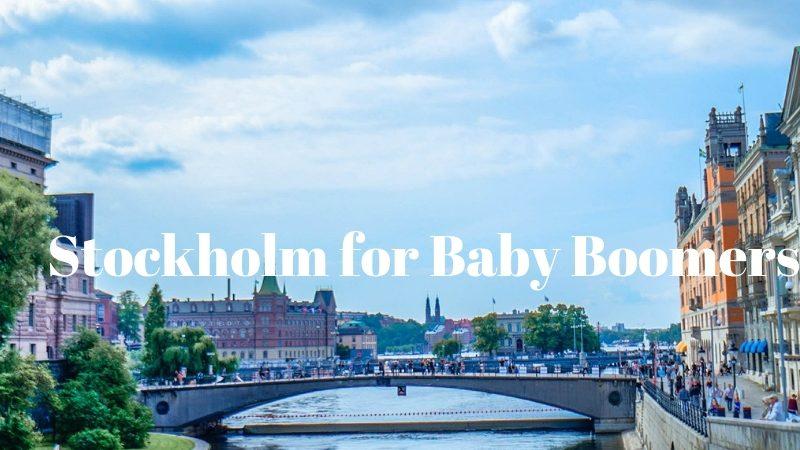 Visit Stockholm