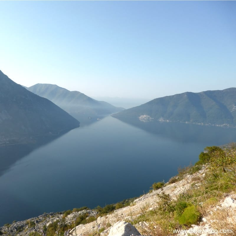 360Monte Tour North Montenegro Bay of Kotor