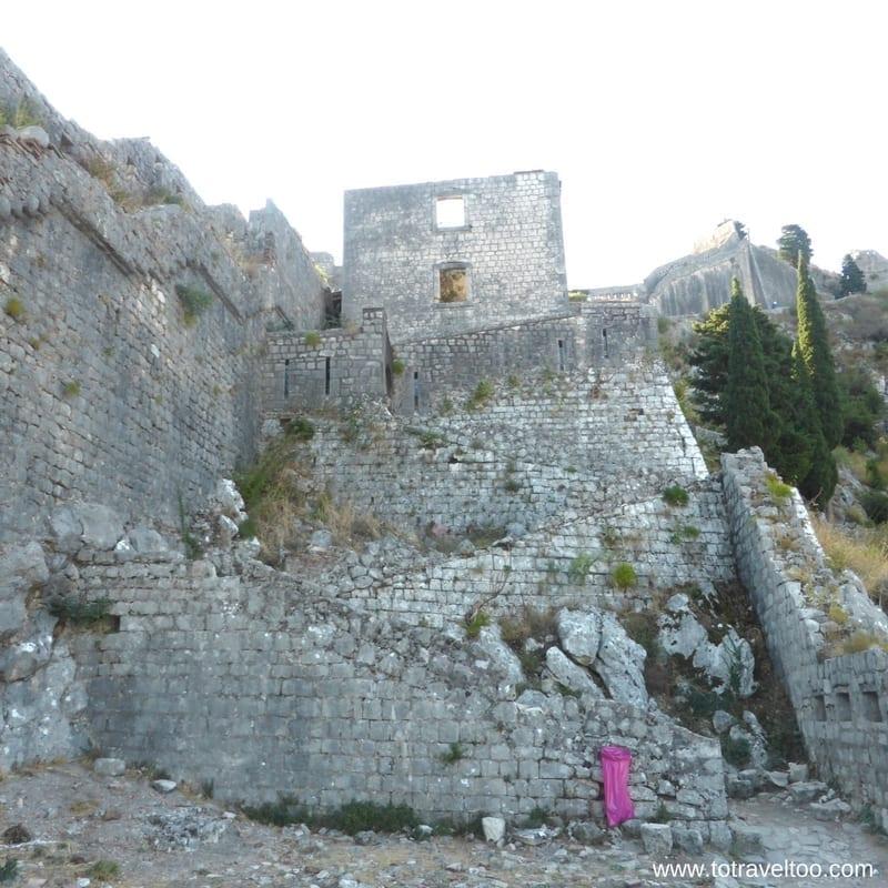 Kotor's City Walls