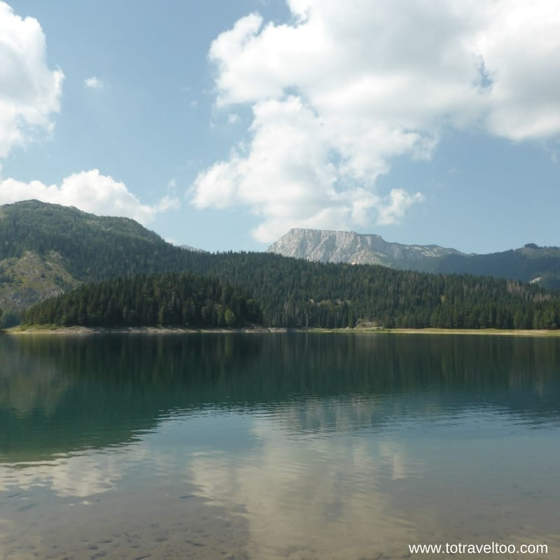 Black Lake 360Monte Tour North Montenegro