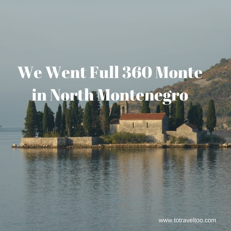 North Montenegro Tour