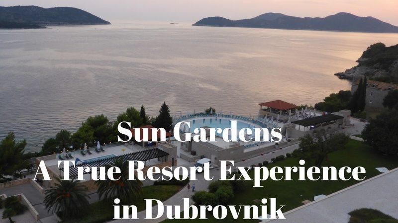 Sun Gardens Dubrovnik Croatia
