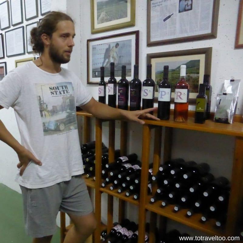 Croatian Wines Milos Winery