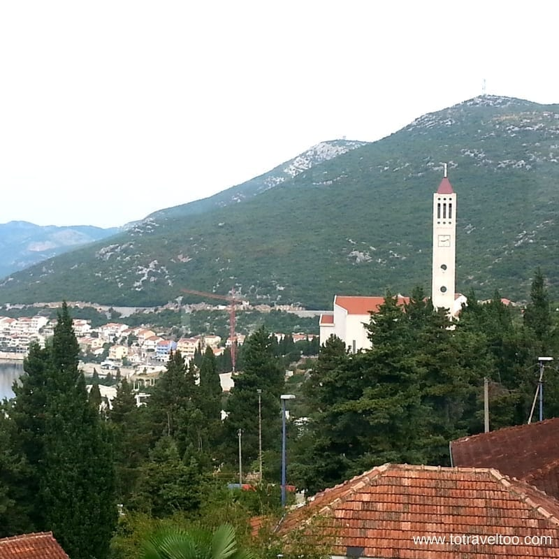 Neum in Bosnia