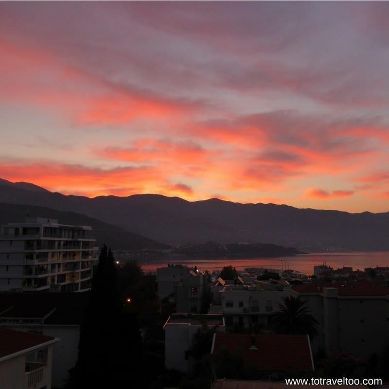 Budva Sunrise