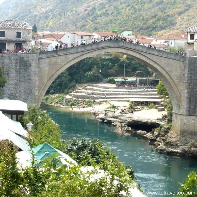 Reasons to visit Mostar