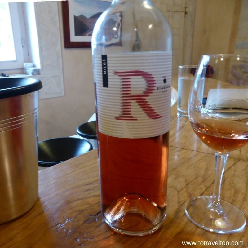 Stagnum Rose 2015 Croatian Wines