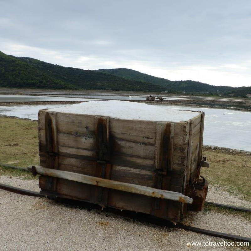 Salt Works Ston Croatia