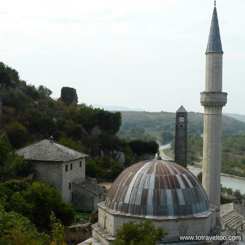 Pocitelj in Bosnia