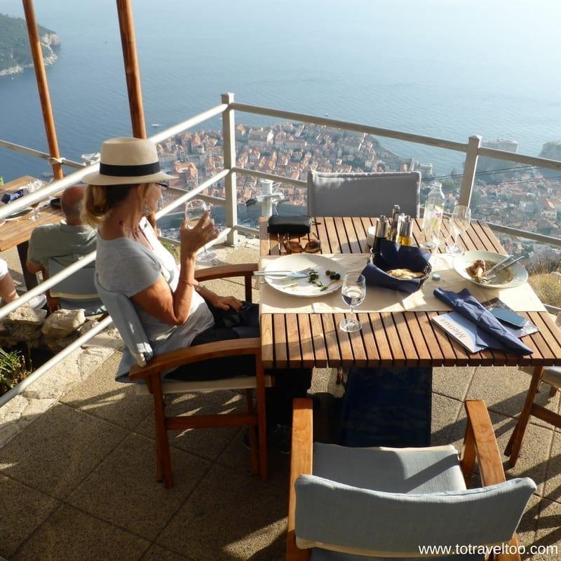 Panorama Restaurant Dubrovnik