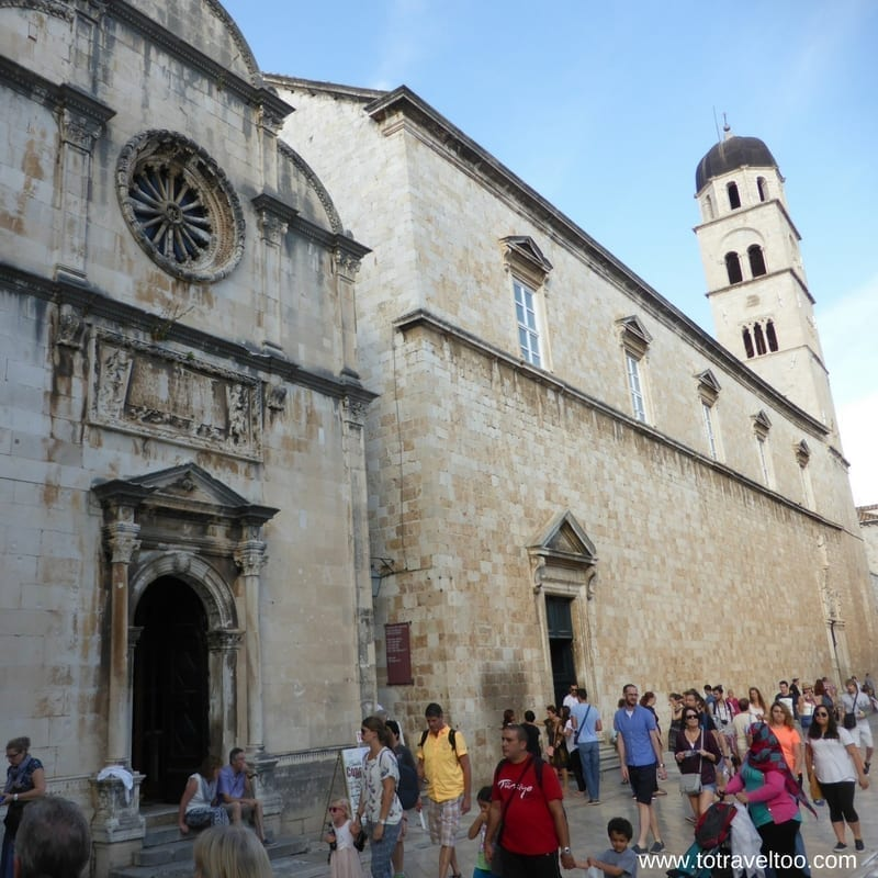 What we learnt on a walking tour of Dubrovnik