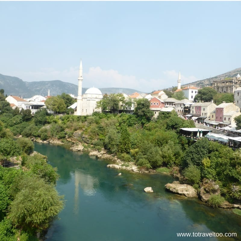 Reasons to visit Mostar Bosnia