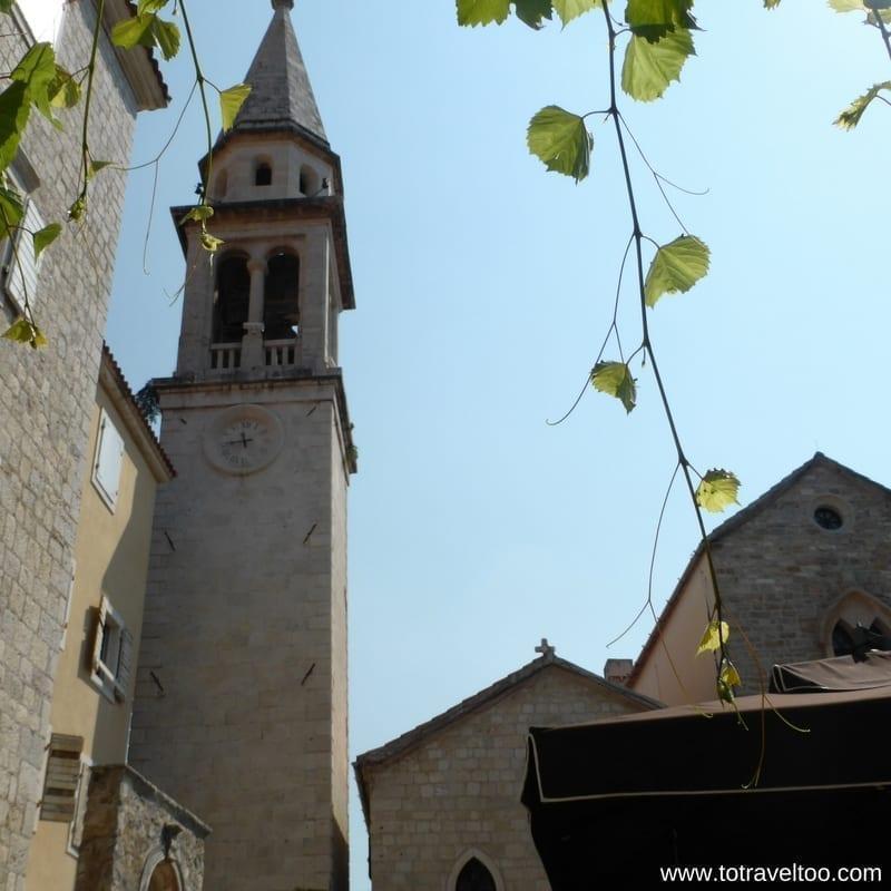 Budva Church of St John