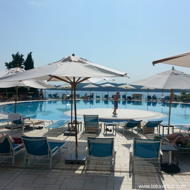 Sun Gardens Dubrovnik Adults Only Pool