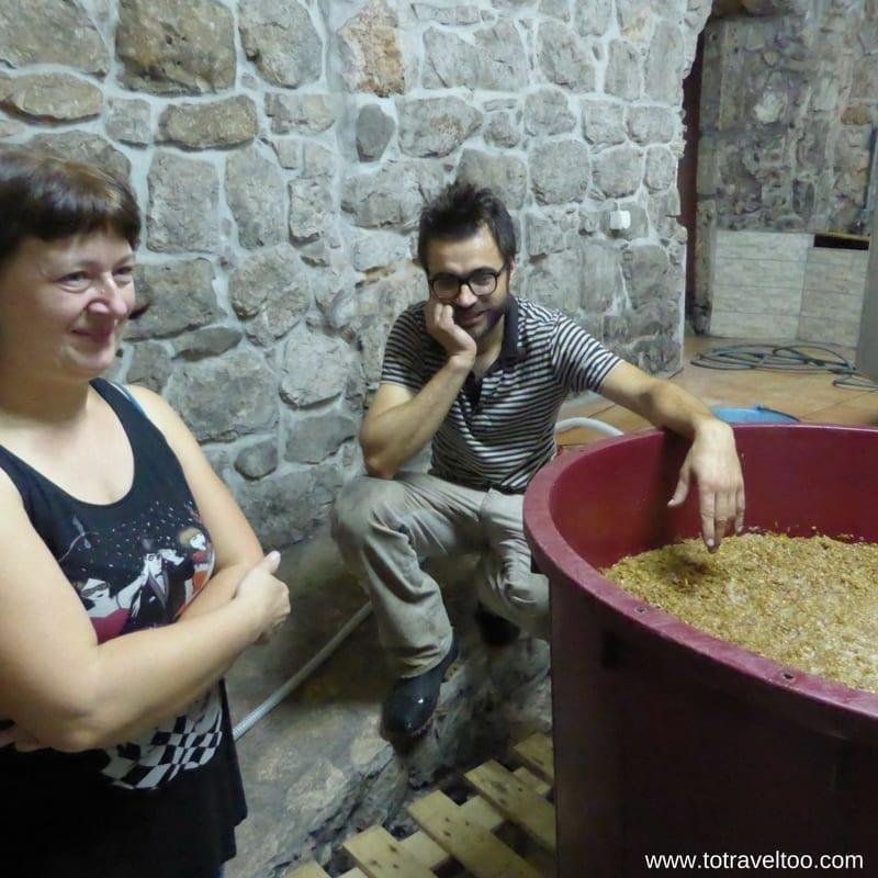 Croatian Wines Kriz Winery