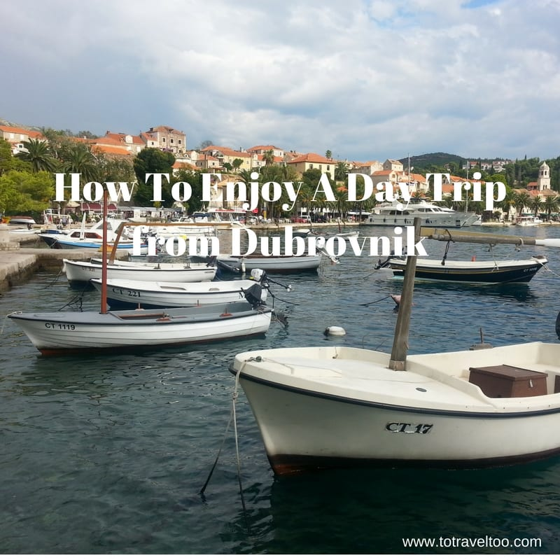 Dubrovnik Day Trip