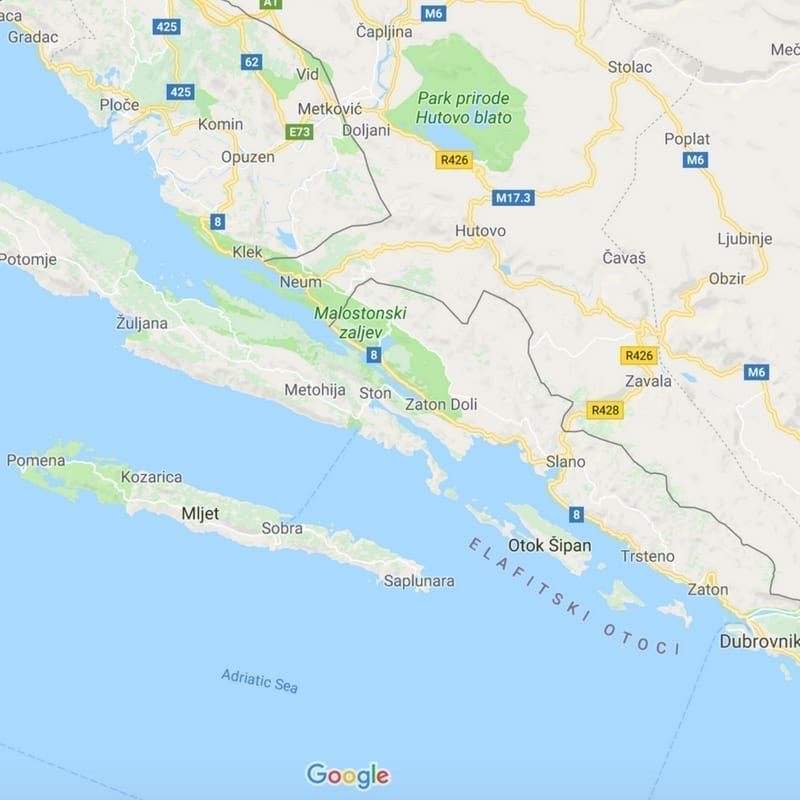 3 Good Reasons to Visit Ston in Croatia