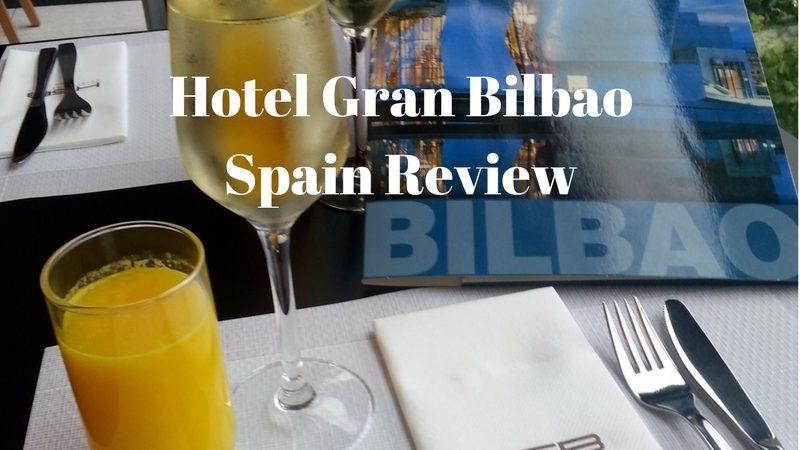 Hotel Gran Bilbao Spain