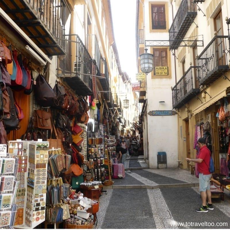Silk and Spice Market Granada