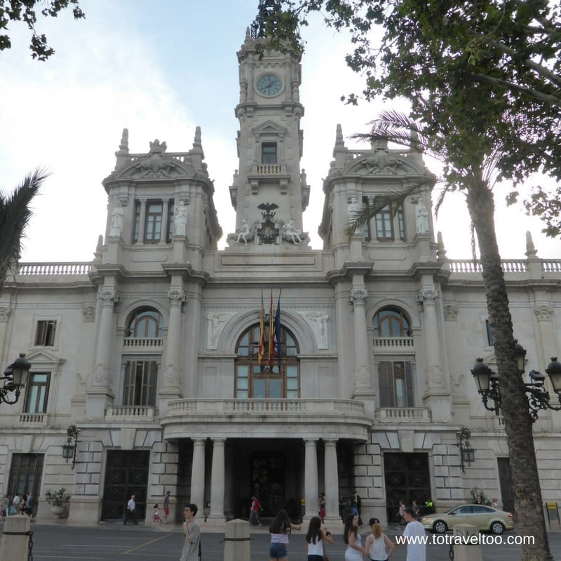 Valencia Emblematic Free Walking Tour