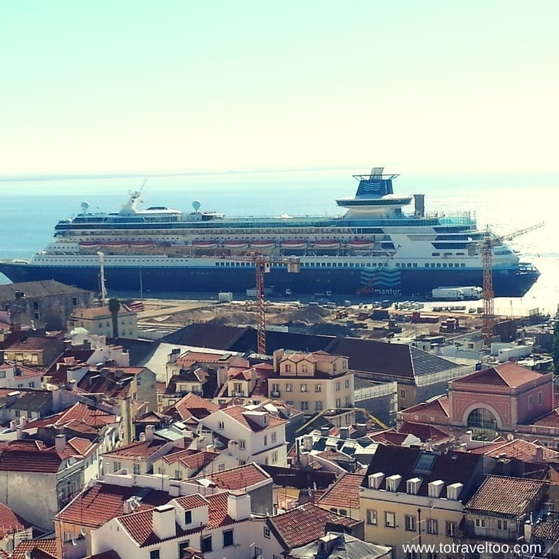 Lisbon Portugal and the views
