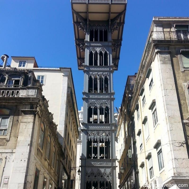 Lisbon Elevador
