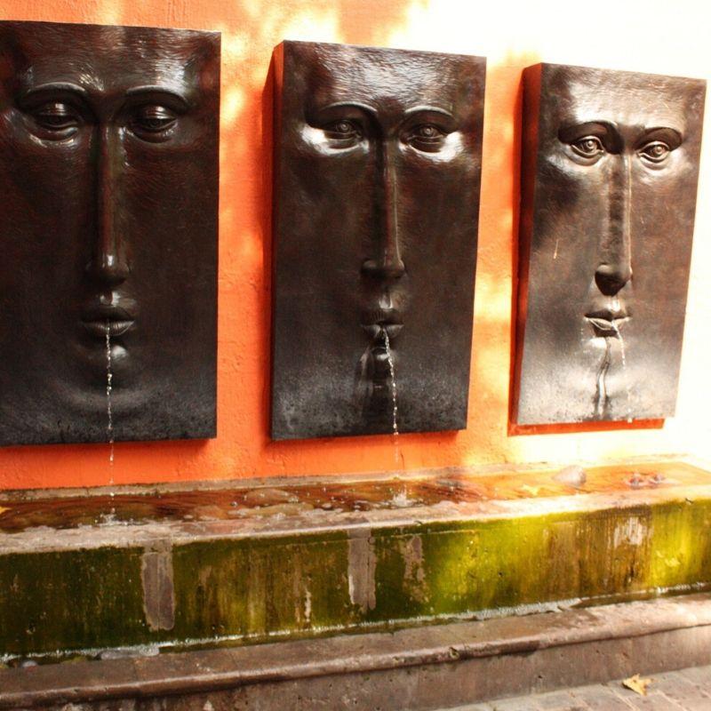 Tlaquepaque sculptures