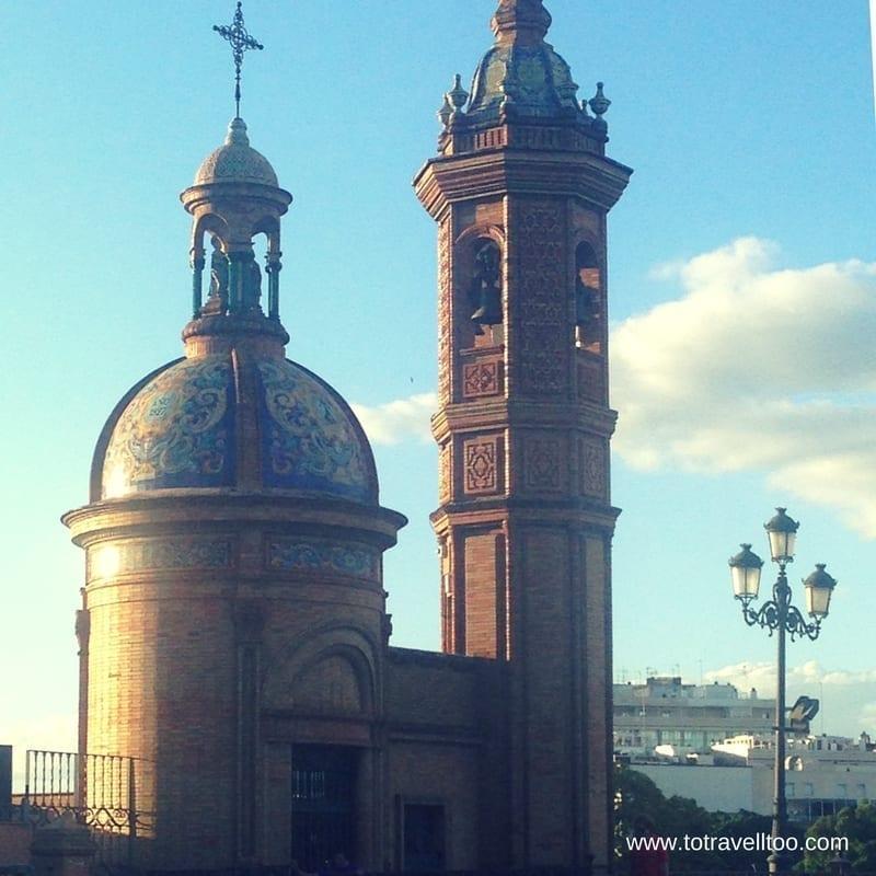 Walking Tour of Triana in Seville, Spain