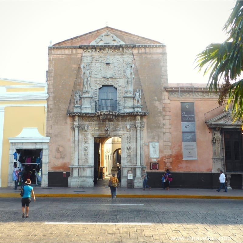 Private tour of Merida in the Yucatan