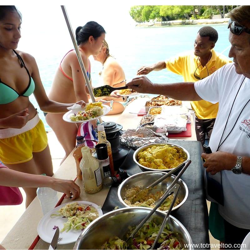 Cruising Barbados