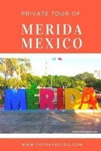 A Private Tour of Merida in the Yucatan