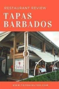 Tapas Barbados