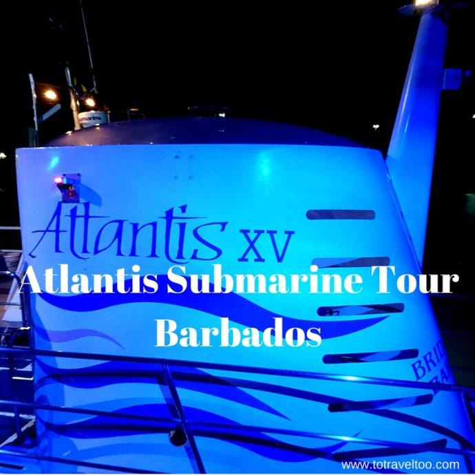 Atlantis Submarines Barbados Night Time Dive