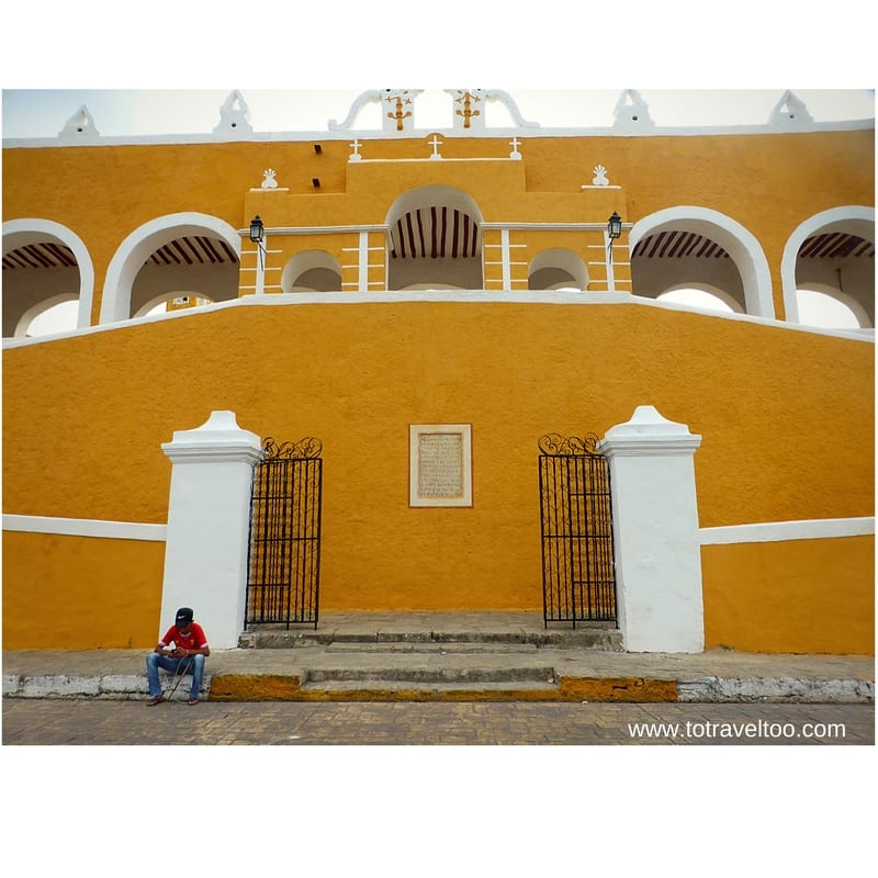 Things to do in Izamal Yucatan Peninsula