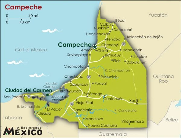 Things to do in the Yucatan Peninsula Mexico