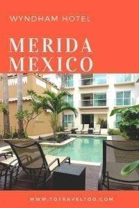 Wyndham Hotel Merida Yucatan Peninsula Mexico
