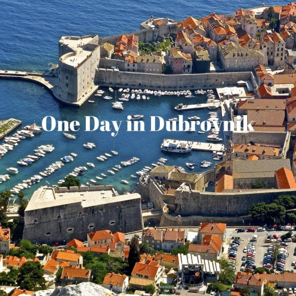 One Day in Dubrovnik