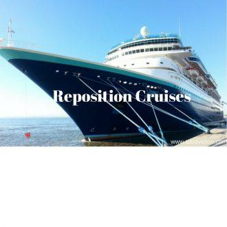reposition cruises