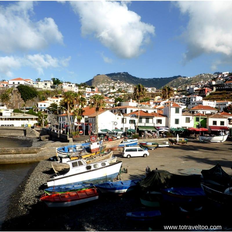 A Madeira Island Tour