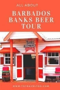 Banks Beer Barbados Tour
