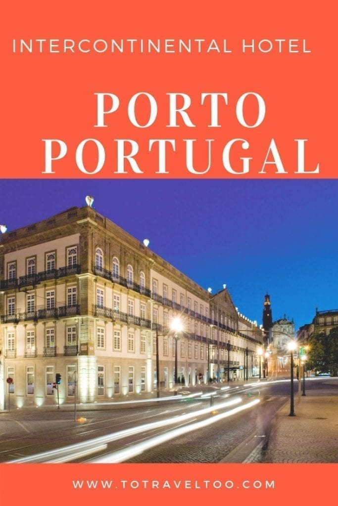Intercontinental Hotel Porto