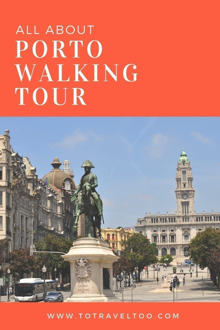 Porto Walking Tour with Porto Walkers