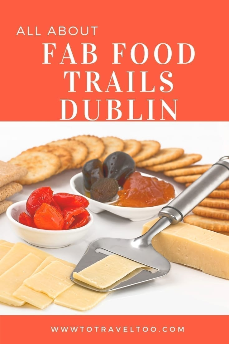 Food Walking Tour Dublin